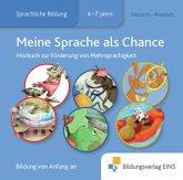Meine Sprache als Chance: Deutsch-Russisch, 1 Audio-CD