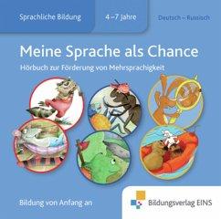 Meine Sprache als Chance: Deutsch-Russisch, 1 A...