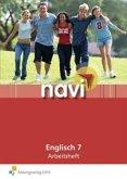 Navi Englisch 7. Arbeitsheft