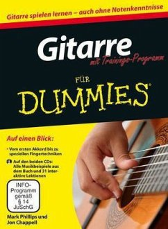 Gitarre für Dummies, m. Audio-CD + CD-ROM