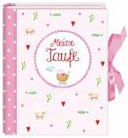 Kleines Foto-Einsteckalbum: Meine Taufe, rosa