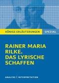 Rilke. Das lyrische Schaffen