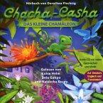 Chacha-Casha - das kleine Chamäleon, 1 Audio-CD