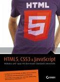 HTML5, CSS3 & JavaScript