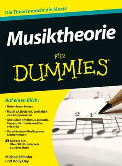 Musiktheorie für Dummies, m. Audio-CD
