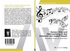 9783639400304 - Dönmezer, Cagdas: Humor, Witz und Überraschung in den Sinfonien von Joseph Haydn - Buch