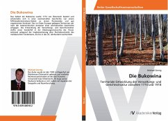 9783639400182 - Zernig, Michael: Die Bukowina - Buch
