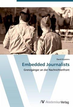 9783639405095 - Kryszons, David: Embedded Journalists - Buch