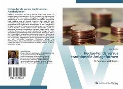 9783639405644 - Arno Melcher: Hedge-Fonds versus traditionelle Anlageformen - Buch