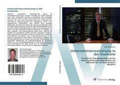 9783639405613 - Vennemann, Dirk: Unternehmenssanierung in der Insolvenz - Buch