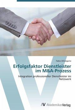 Erfolgsfaktor Dienstleister im M&A-Prozess