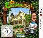 Gardenscapes (Nintendo 3DS)