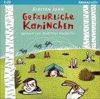 Gefährliche Kaninchen Bd.1 (2 Audio-CDs)