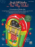 Jingle Bell Jukebox . . . the Flip Side!: A Presentation of Holiday Hits Arranged for 2-Part Voices (Teacher's Handbook)