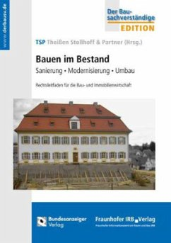 Bauen im Bestand - Theißen, Rolf; Stollhoff, Frank