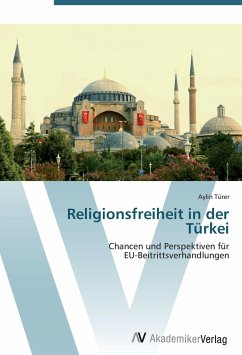 9783639407211 - Türer, Aylin: Religionsfreiheit in der Türkei - Cartea