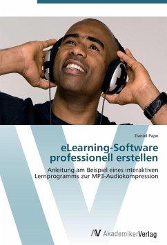 9783639406566 - Pape, Daniel: eLearning-Software professionell erstellen - Buch