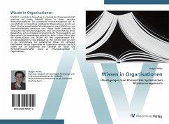 9783639406412 - Herkle, Holger: Wissen in Organisationen - Buch