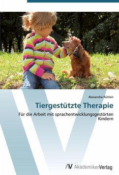 9783639406108 - Rütten, Alexandra: Tiergestützte Therapie - Buch