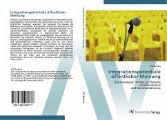 9783639406177 - Beckers, Tilo: Integrationspotentiale öffentlicher Meinung - Buch