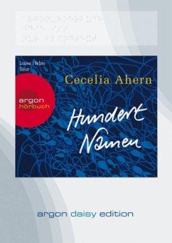 Hundert Namen, 1 MP3-CD (DAISY Edition) - Ahern, Cecelia