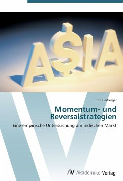 9783639407044 - Tim Herberger: Momentum- und Reversalstrategien - Book