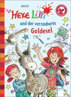 Hexe Lilli und der verzauberte Goldesel / Hexe Lilli Erstleser Bd.11 - Knister