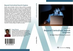 9783639405934 - Milosevic, Dragan: Beyond Centralised Search Engines - Buch
