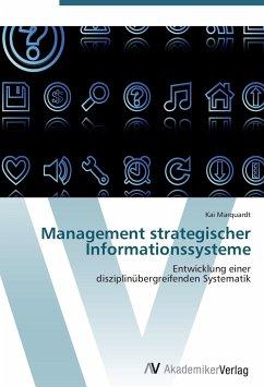 9783639406788 - Kai Marquardt: Management strategischer Informationssysteme - Buch