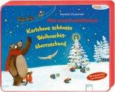 Mein erstes Puzzlebilderbuch - Karlchens schönste Weihnachtsüberraschung