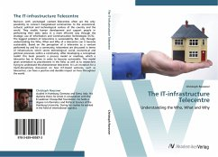 9783639405873 - Roessner, Christoph: The IT-infrastructure Telecentre - Buch