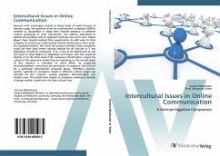9783639405965 - Wiedmaier, Verena Söder, Britt Alexandra: Intercultural Issues in Online Communication - Buch