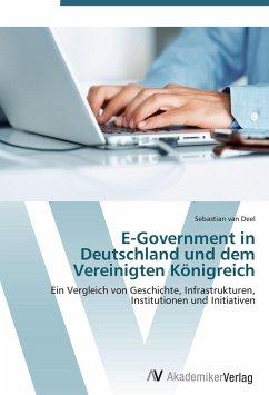 E-Government in Deutschland und dem Vereinigten Königreich