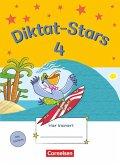 Diktat-Stars 4. Schuljahr. Übungsheft