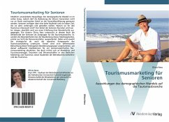 9783639405910 - Ness, Olivia: Tourismusmarketing für Senioren - Buch