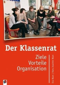 Der Klassenrat - Blum, Eva; Blum, Hans-Joachim