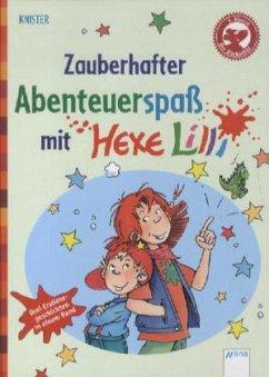 Zauberhafter Abenteuerspaß mit Hexe Lilli - Knister