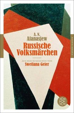 Russische Volksmärchen - Afanasjew, Alexander N.