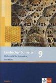 Lambacher Schweizer. 9. Schuljahr. Arbeitsheft plus Lösungsheft. Allgemeine Ausgabe