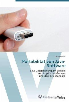 9783639407013 - Akcicek, Celal: Portabilität von Java-Software - Libro