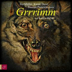 Grrrimm, 2 Audio-CDs - Duve, Karen