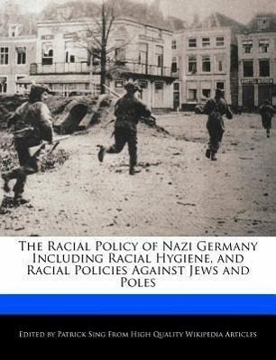 nazi policy on jews 2014-6-30 the nazi holocaust: 1938-1945 6,000,000 deaths code named aktion reinhard in honor of heydrich, the final solution began in the spring as over two million jews already in poland were sent to be gassed as.