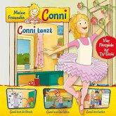 Conni tanzt / Conni lernt die Uhrzeit / Conni lernt Rad fahren / Conni lernt backen