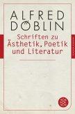 Schriften zu Ästhetik, Poetik und Literatur