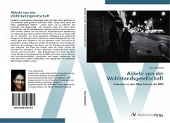 9783639406191 - Gotthardt, Tina: Abkehr von der Wohlstandsgesellschaft - Buch