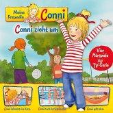 Meine Freundin Conni - Conni zieht um, 1 Audio-CD