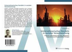 9783639406276 - Jung, Till Hendrik: Unternehmerisches Handeln in sozialer Verantwortung - Buch