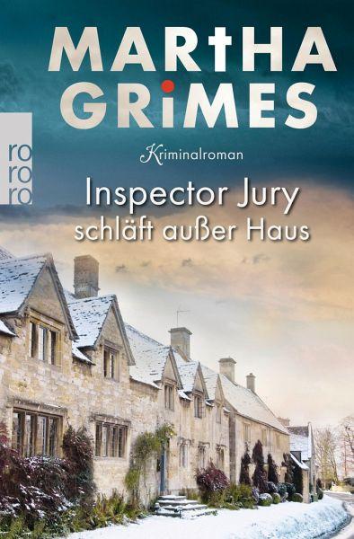 Buch-Reihe Inspektor Jury von Martha Grimes