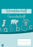 Schreiblernheft: Grundschrift