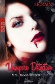 Vampire Detective. Mrs. Moon wittert Blut